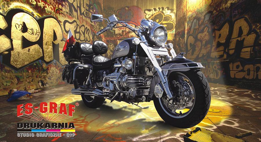 motocykl Honda Valkyrie