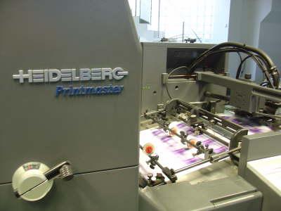 drukarska maszyna offsetowa, Heidelberg